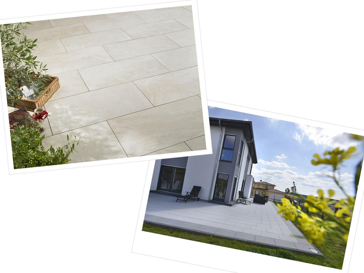 Tipps Systemaufbau für keramische Terrassenelemente