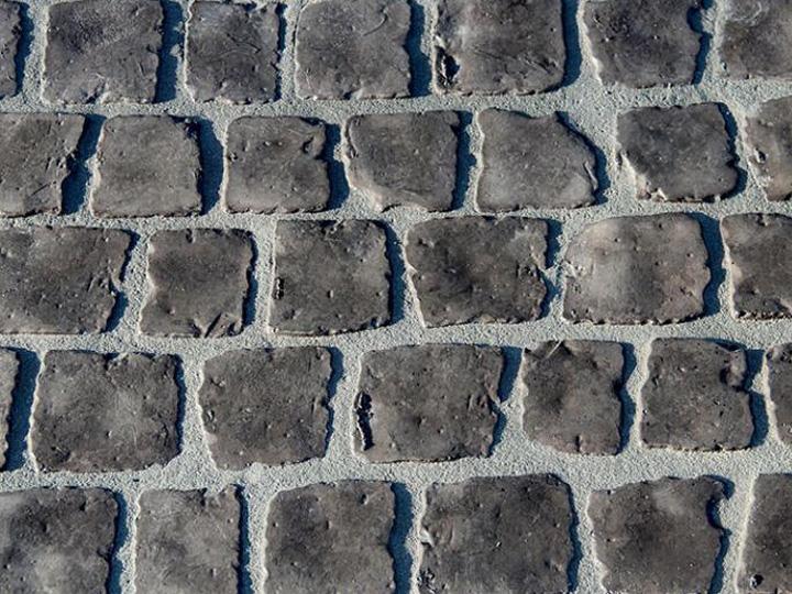 Zementfugensystem zur Verfugung von Natursteinpflaster, Betonsteinpflaster, Platten